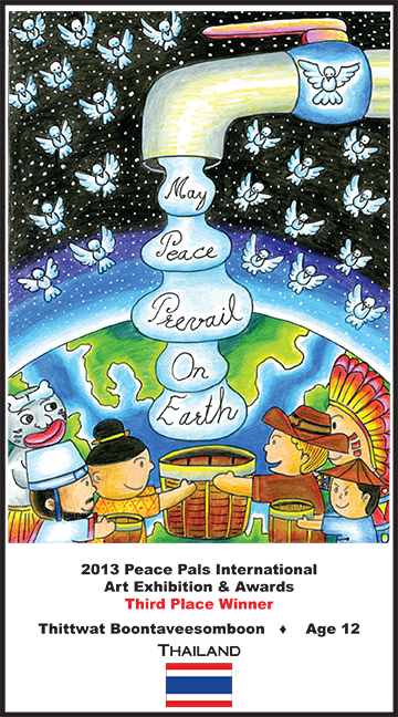 Picture of May Peace Prevail on Earth 2013