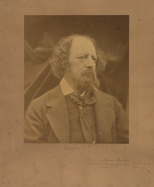 Picture of Alfred, Lord Tennyson