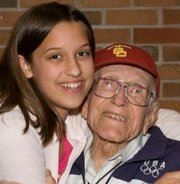 Picture of Louis Zamperini