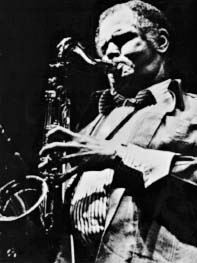 Picture of Dexter Gordon