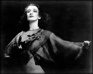 Picture of Doris Humphrey