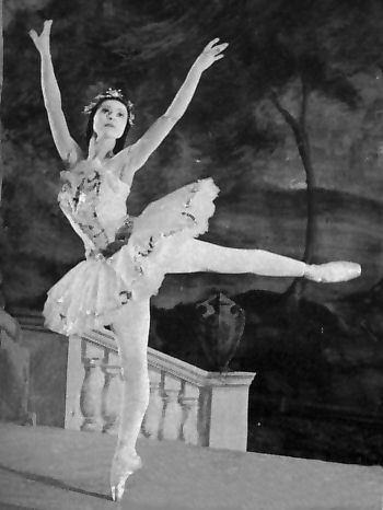 Picture of Margot Fonteyn