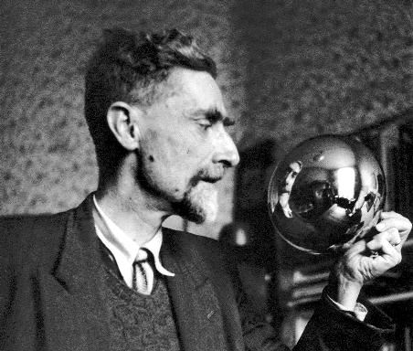 Picture of M.C. Escher