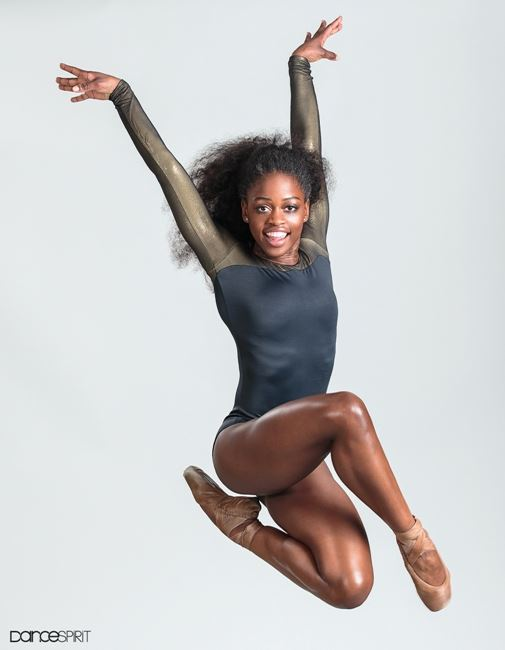 Picture of Michaela DePrince