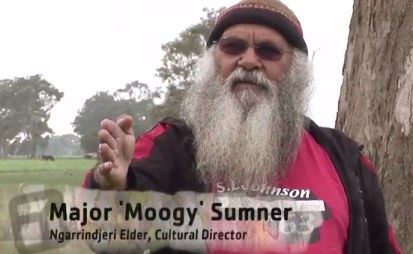 Picture of Major Moogy Sumner
