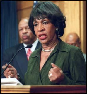 Picture of Maxine Waters