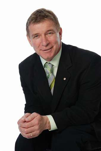 Picture of Rick Hansen