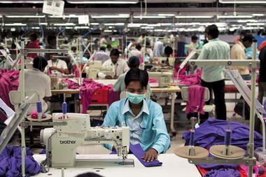 Picture of Pratibha Syntex: Trendy threads from waste