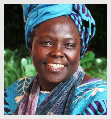 Picture of Wangari Maathai