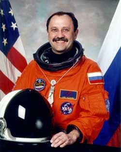 Picture of Yury Usachev