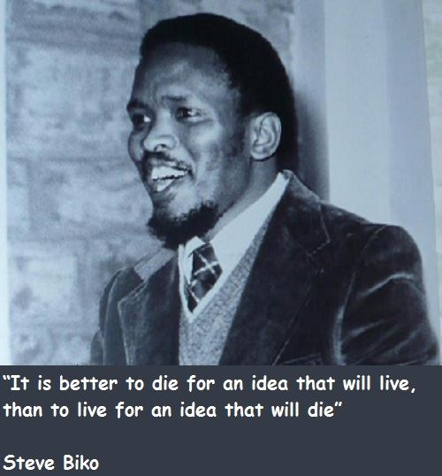 Picture of Bantu Stephen Biko