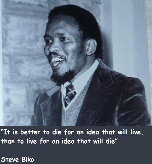 Picture of Bantu Stephen Biko