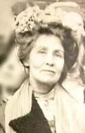 Picture of Emmeline Pankhurst