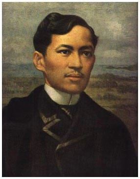 Picture of Jose Rizal