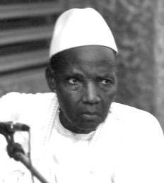 Picture of Joseph Ki-Zerbo