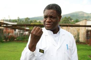 Picture of Denis Mukwege