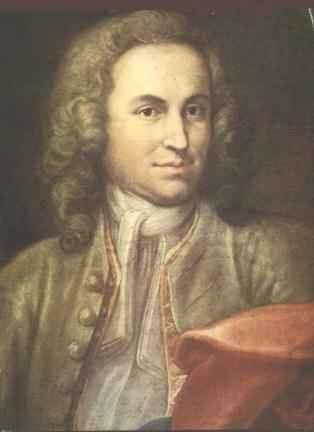 Picture of Johann Sebastian Bach