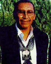 Picture of Chief Arvol Looking Horse