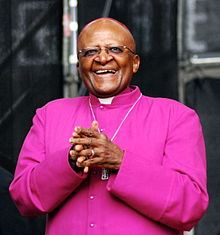 Picture of Desmond Tutu