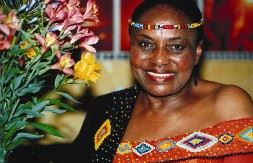 Picture of Miriam Makeba