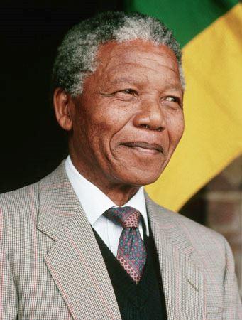 Picture of Nelson Rolihlahla Mandela