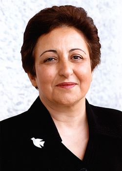 Picture of Shirin Ebadi