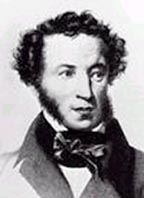 Picture of Alexander Pushkin