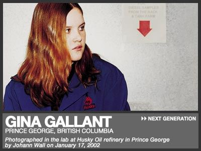 Picture of Gina Gallant