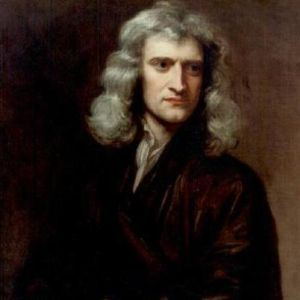 Picture of Sir Isaac Newton