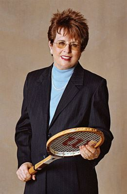 Picture of Billie Jean King