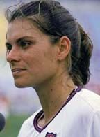 Picture of Mia Hamm