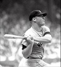Picture of Mickey Mantle