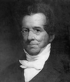 Picture of Thomas Hopkins Gallaudet