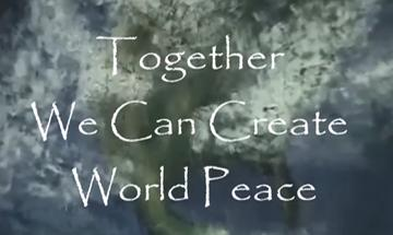 Picture of Together We Can Create World Peace