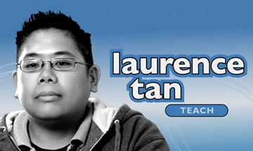 Picture of Laurence Tan: The Tool of Teaching