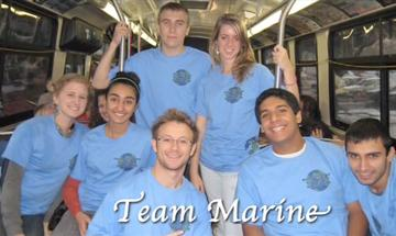 Picture of Young Voices for the  Planet - Team Marine