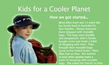 Picture of Kids for a Cooler Planet