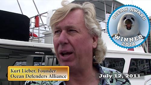 Picture of OCEAN DEFENDERS ALLIANCE / Isla Coronado Ghost Net - Excerpt