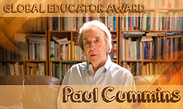 Picture of MY HERO Global Educator Award - Paul Cummins