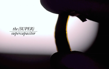 Picture of The Super Supercapacitor