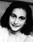 Picture of Writer Hero: Anne Frank