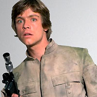 Picture of Literary Hero: Luke Skywalker is my hero