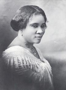 Picture of Business Hero: Madam C.J. Walker  by Alexandra from St.Paul