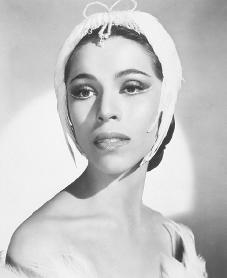 Picture of Artist Hero: Maria Tallchief  by Rebecca Miller