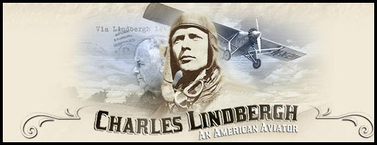 Picture of Explorer Hero: Charles Lindbergh