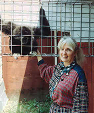 Picture of Earthkeeper Hero: Dr Shirley McGreal by Julian Siminski
