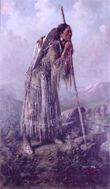 Picture of Explorer Hero: Sacajawea