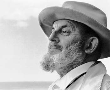 Picture of Artist Hero: Ansel Adams