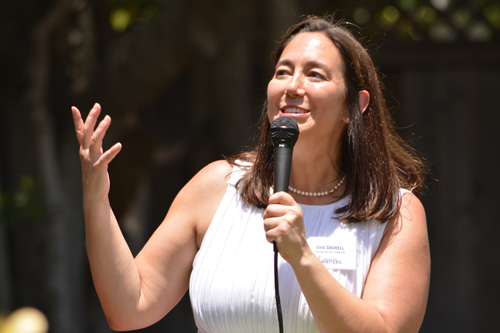 Picture of Teacher Hero: Erin Gruwell by Annie Merkley