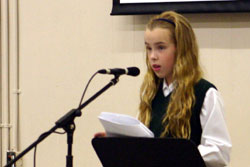 Picture of Child Hero: Hannah Taylor